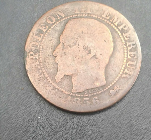 Used 1856 D NAPOLEON III COIN for sale in Kingston - letgo