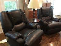 Lazy boy leather recliners Oakton, 22124