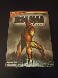 Ironman Extremis DVD Brand New Woodbridge