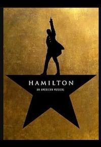 Hamilton Tickets - Orchestra - Mothers Day Weekend - Premium Orchestra