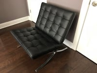 MLF Barcelona Chair Italian Leather Cliffside Park, 07010
