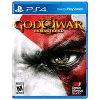 God of war PlayStation 4 oyunu  Ortahisar Mahallesi, 61030