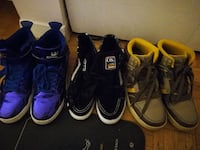 $20 each, $50 for 3 pairs, US size: 9, 99% new