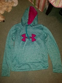 Purple and blue Under Armour Sweatshirt  Omaha, 68116