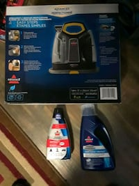 Bissell, advanced deep cleaning system 3732 km