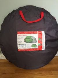 Outbound Pop-Up 2-person Tent c/w pegs Calgary