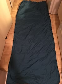 blue sleeping bag London