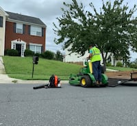 Lawn mowing Charlotte