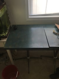 Pair of cafe style tables NEGOTIABLE  Fayetteville, 17222
