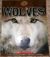 Wolves: A Close Encounter Brownsville, 78521