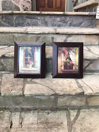 Set of two wall pictures Toronto, M2L 2E1