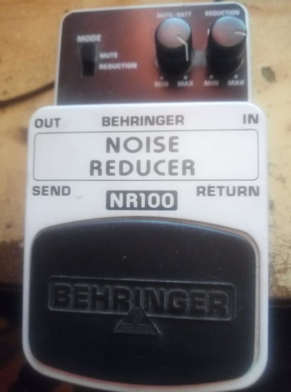 Behringer noise reducer nr100 f6339ccc-1f33-4417-8d6a-1dc9133aba6e