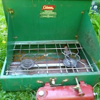 Camping stove working like new Toronto, M3A 2R8