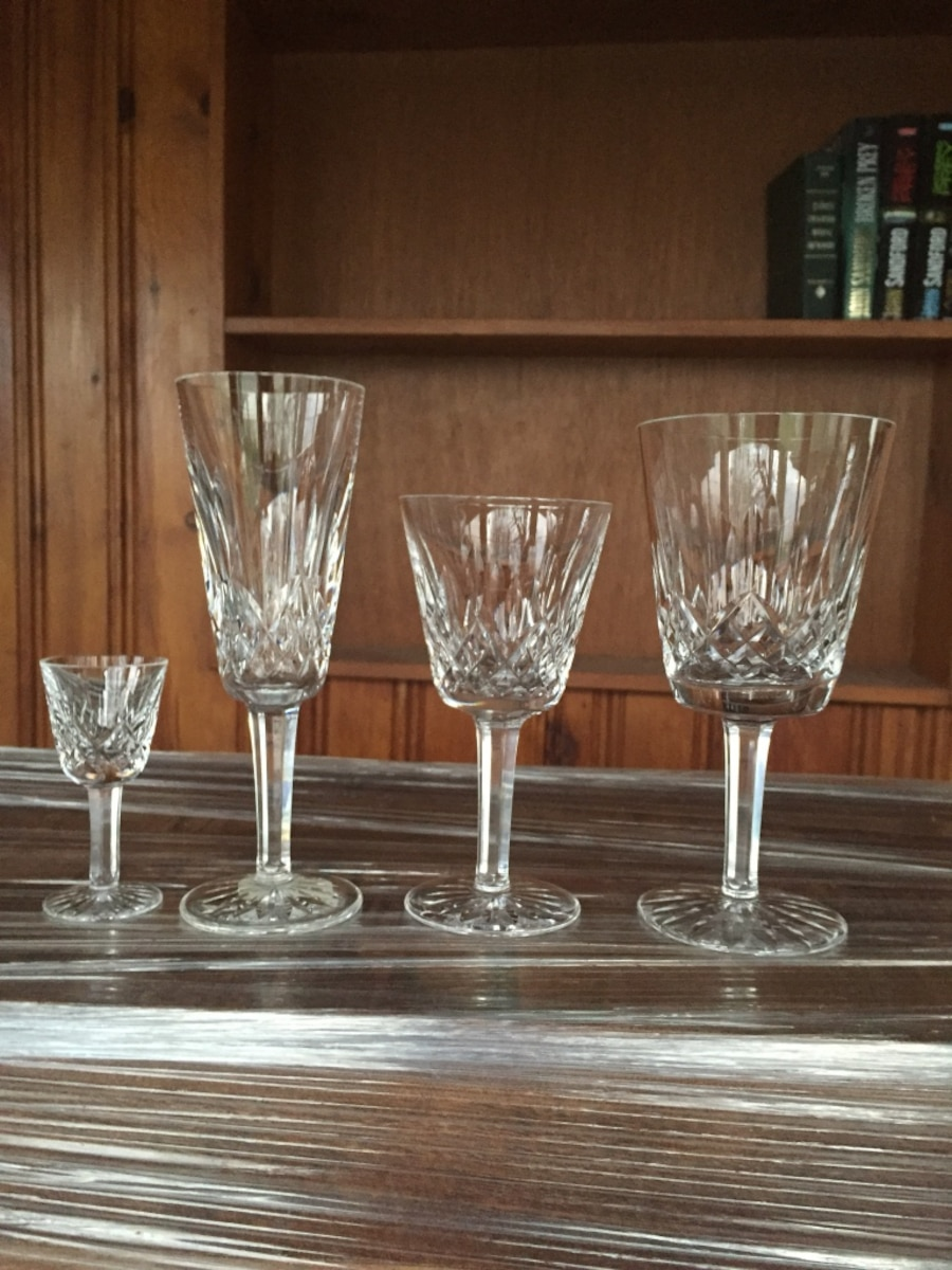 Waterford Crystal Lismore pattern