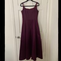Purple Formal Full-Length Gown Norwalk