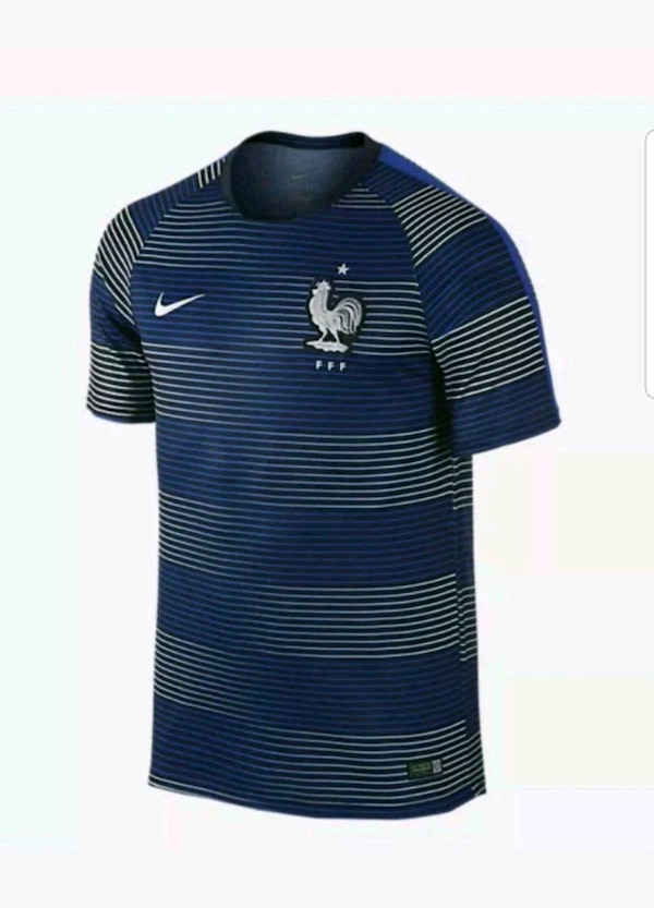 51a16ff92 Used blue and white France Jersey for sale in Fayetteville - letgo