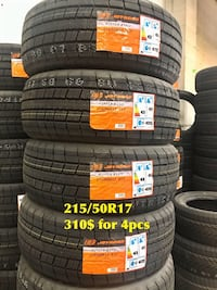 Winter tire sale Richmond Hill, L4C 3C5