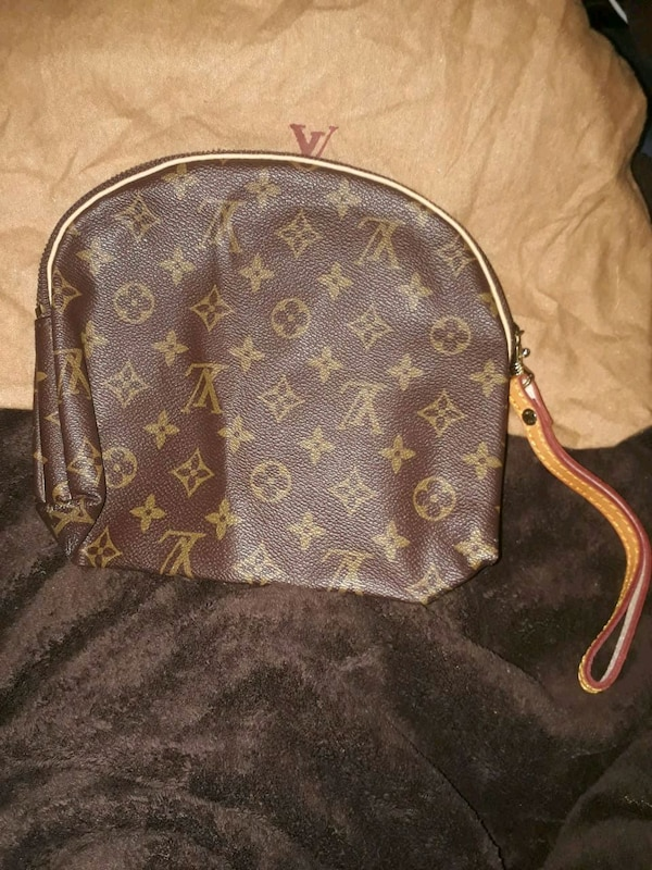54147396f30a Used brown Louis Vuitton monogram leather backpack for sale in West Palm  Beach - letgo