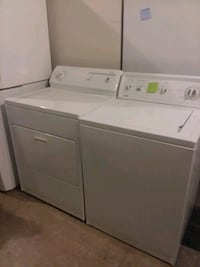 Kenmore washer and dryer set free delivery only today Thursday  Halethorpe, 21227