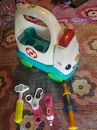 Musical check up toy Rockford, 61108