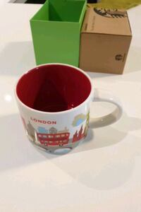 Starbucks London Mug Vancouver, V6Z 2N2