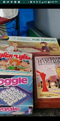 Vintage Board Games fun from the past  Puyallup, 98372