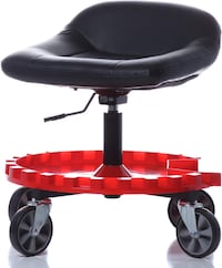 """Traxion 2-230 Monster Seat II w/ All-Terrain 5"""" Caster"""