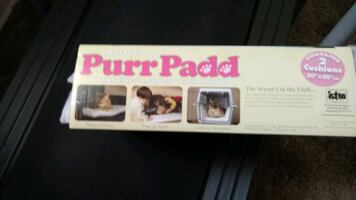 Purr Padd for kitty cats