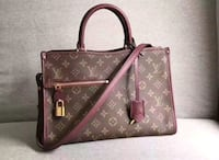 Louis Vuitton Popincourt PM Raisin  Toronto, M1T 2G8