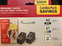 Brand new Canon Ink  London, N6E 2C4