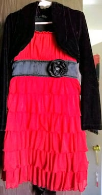girl dress size 7 North Canton