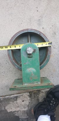 OBO Extra large heavy duty casters