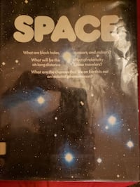 SPACE.  Hard cover