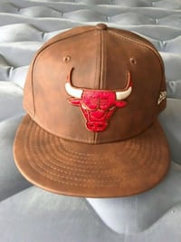 Leather Chicago bulls snapback $25 Tampa, 33617