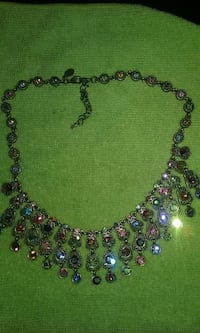 Beautiful Kirk's Folly necklace
