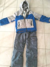 Snow Suit Boys Size 10 535 km
