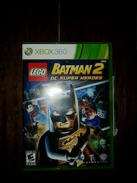 Batman 2 DC Super Heroes for Xbox 360 Roseville, 95747
