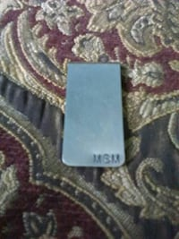 MSM Money Clip