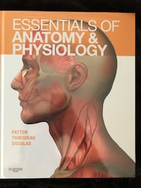 Anatomy and Physiology Textbook unopened  Cambridge, N1S