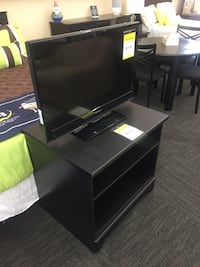 """32"""" LED TV w/ TV Stand"""