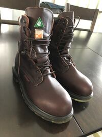 Women's Red Wing Steel Toe Boots Calgary, T3A 5G8