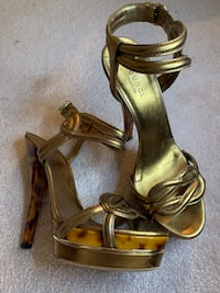 Gucci high heel sandal - Authentic