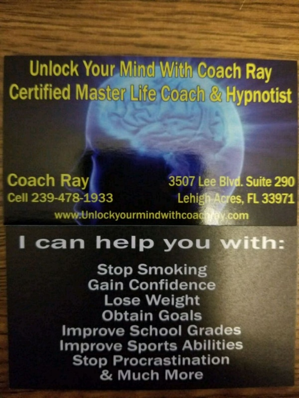 hypnosis and life coaching