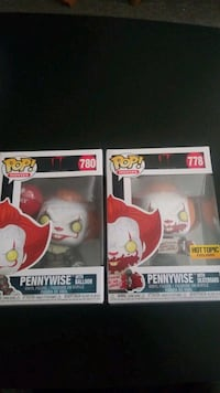 IT Chapter Two Funko Pops  Mississauga, L5N 3A8