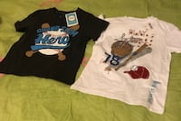 Brand new Boys size 4T shirts Gwynn Oak, 21207