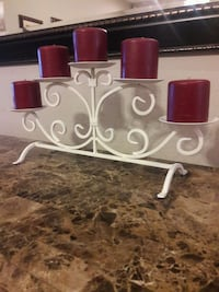 5 Teir Candle holder