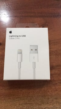 Apple Lightning Cable Toronto, M2N 2H6
