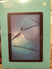 HUAWEI MediaPad T3 10 (Brand new in box) Kelowna, V1W