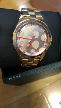 Authentic Marc Jacobs Watch  Mississauga, L4Y