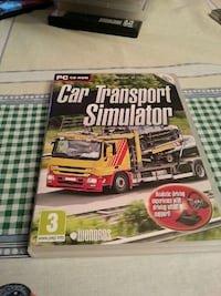 bil transport simulator pc cd-rom Brumunddal, 2380